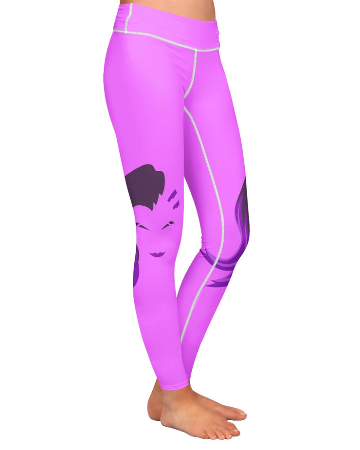 Sombra Yoga Leggings