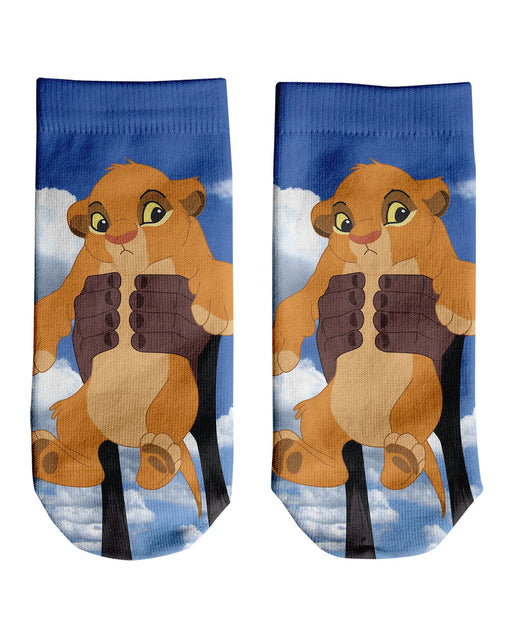 Baby Simba Ankle Socks