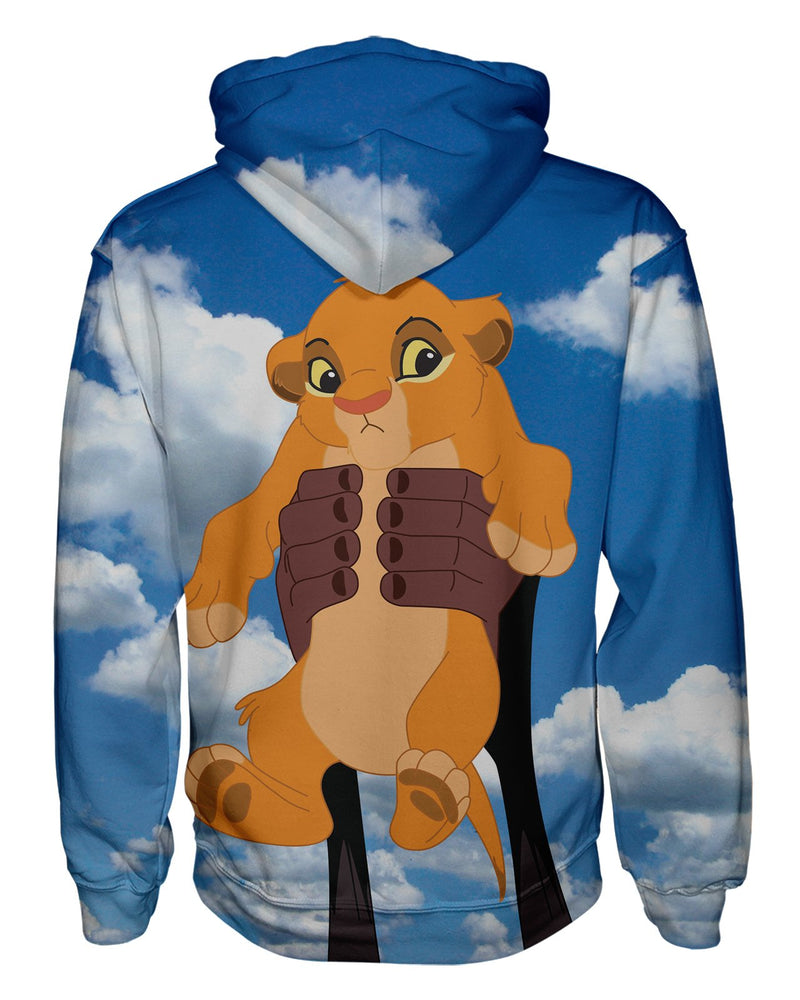 Baby Simba Unisex Pullover Hoodie
