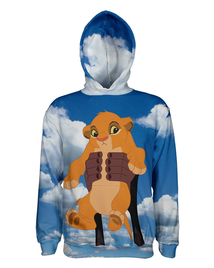 Baby Simba Pullover Hoodie