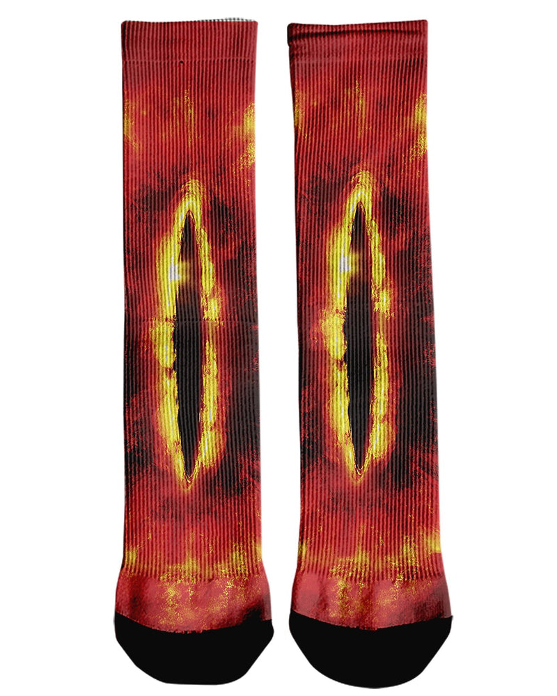 Eye of Soran Crew Socks
