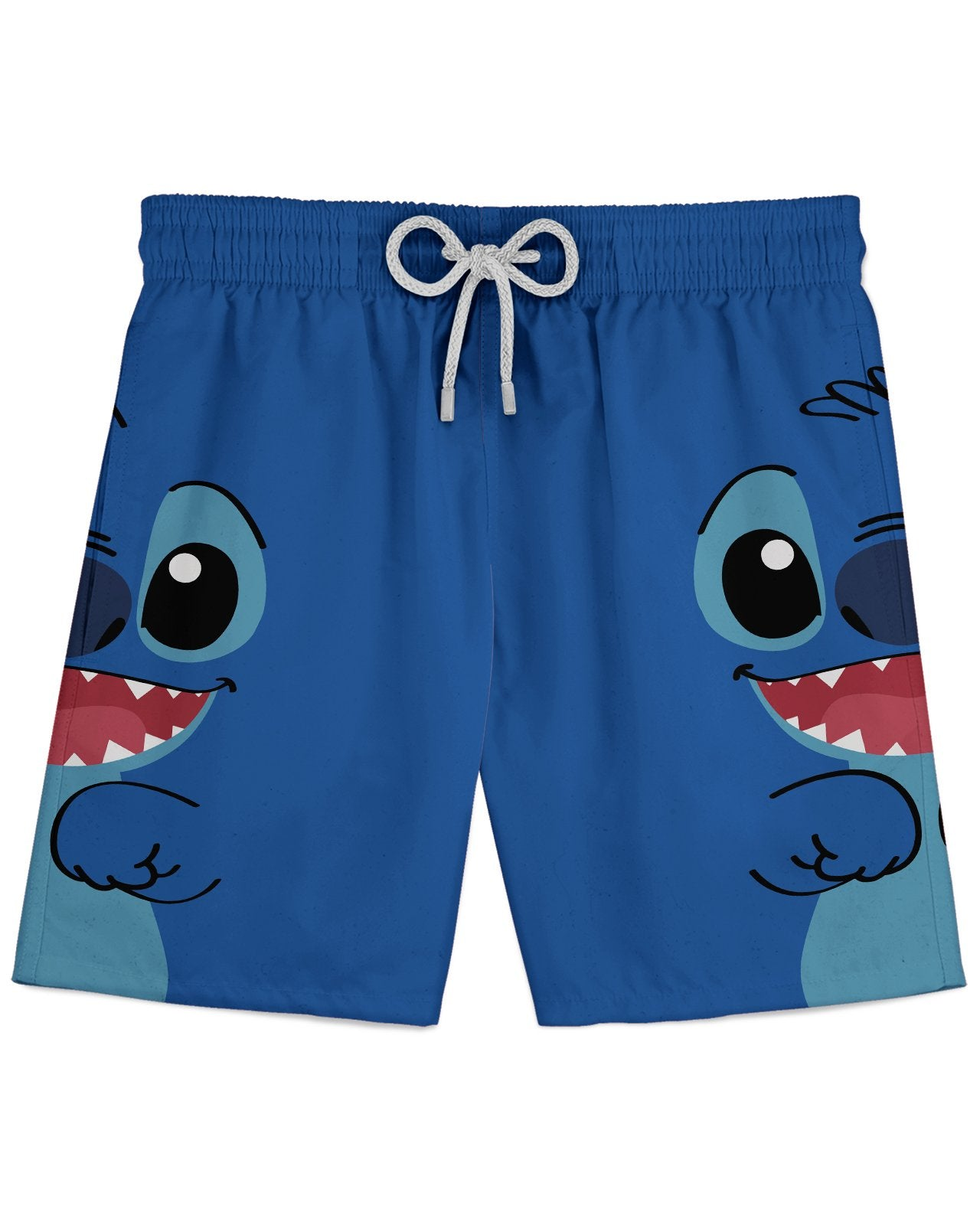 Stitch Athletic Shorts