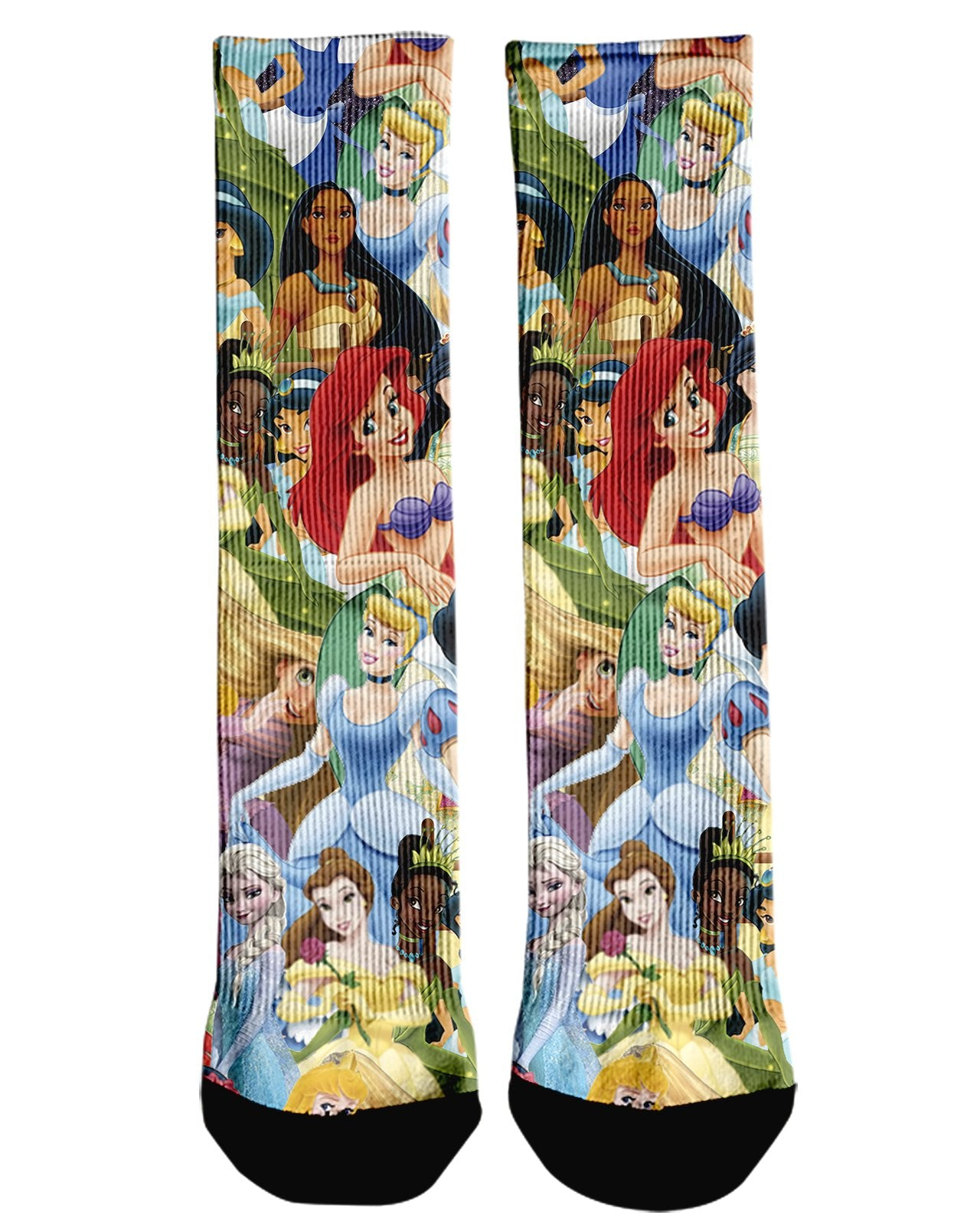 Disney Princesses Crew Socks