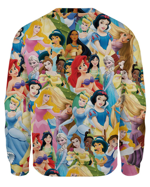 Disney Princesses Sweatshirt