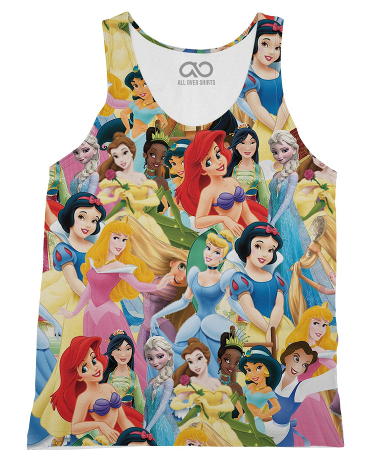 Disney Princesses Tank-Top