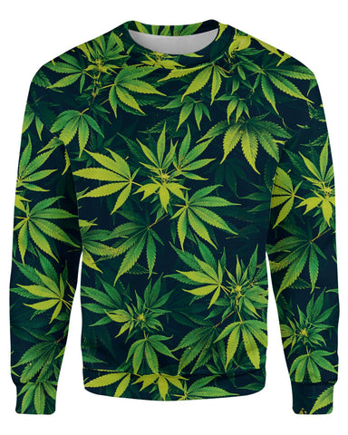 Weed Wall printed all over in HD on premium fabric. Handmade in California