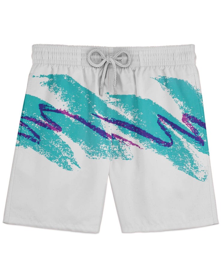 Paper Cup Athletic Shorts