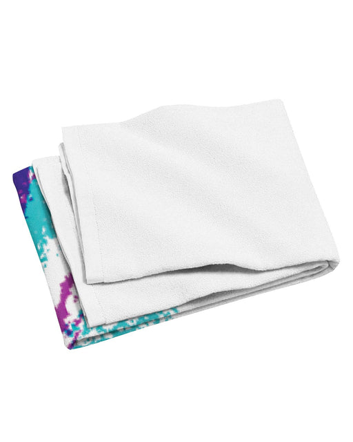 Paper Cup Beach Towel