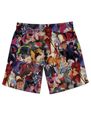 Disney Villians Athletic Shorts