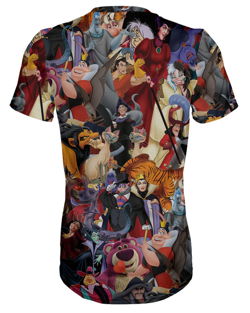 Disney Villians T-shirt