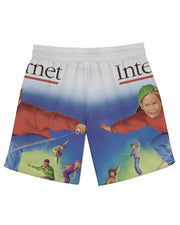 Internet Athletic Shorts