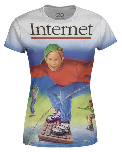 Internet Women's T-shirt
