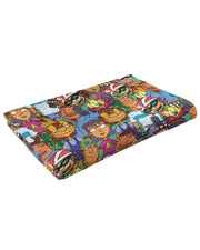 Rocket Power Fluffy Micro Fleece Throw Blanket