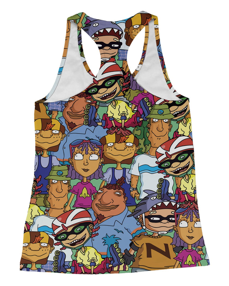 Rocket Power Racerback-Tank