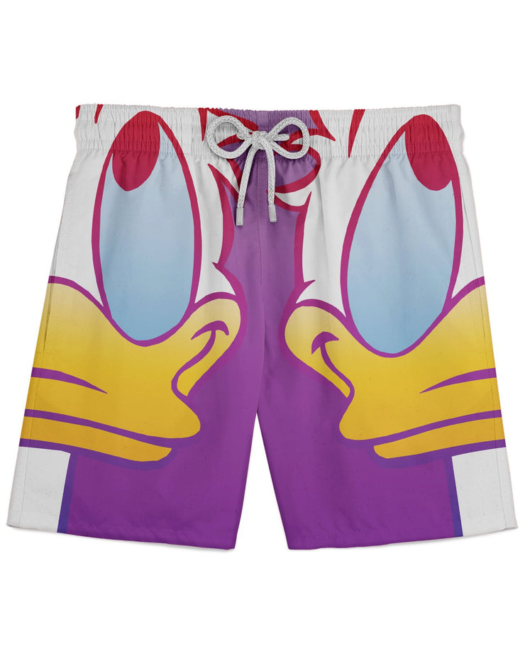 Looking Donald Athletic Shorts