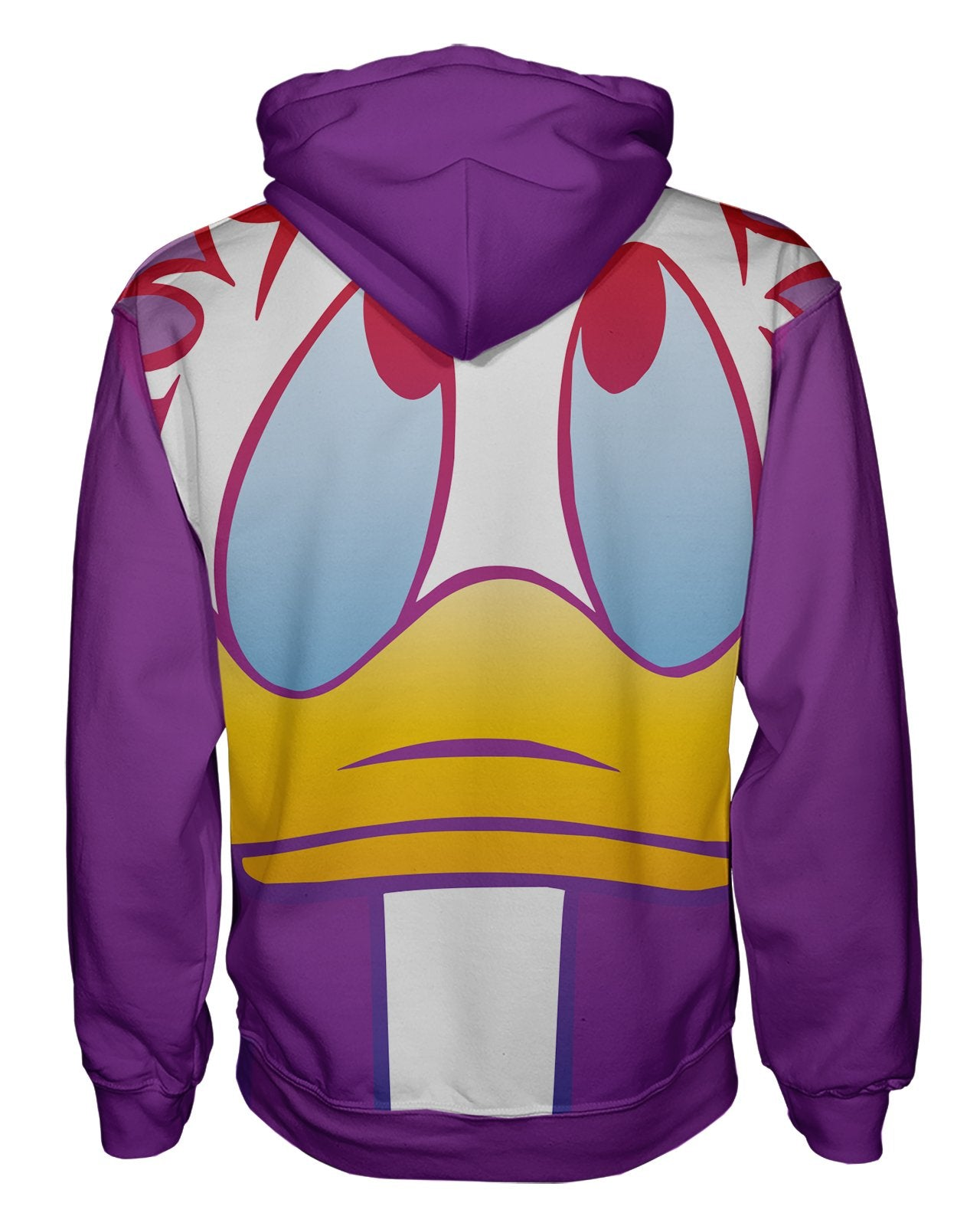 Looking Donald Pullover Hoodie
