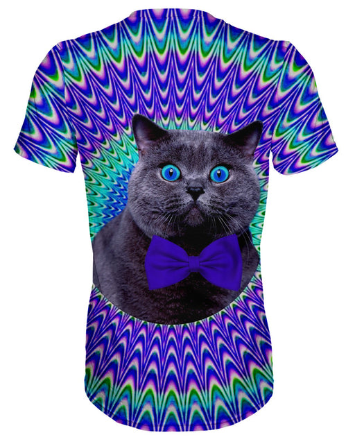 Crazy Cat T-shirt