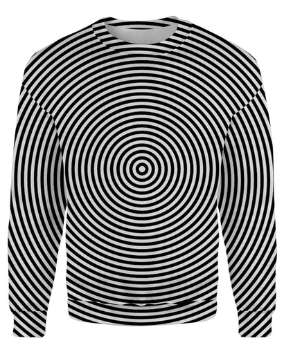 Hypnosis printed all over in HD on premium fabric. Handmade in California.