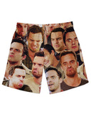 Nick Miller Athletic Shorts