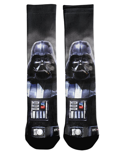 Darth Fader Crew Socks