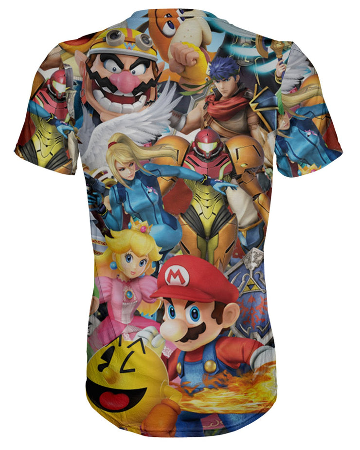 Super Smash Bros Ultimate T-shirt