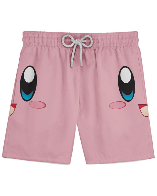 Kirby Face Athletic Shorts