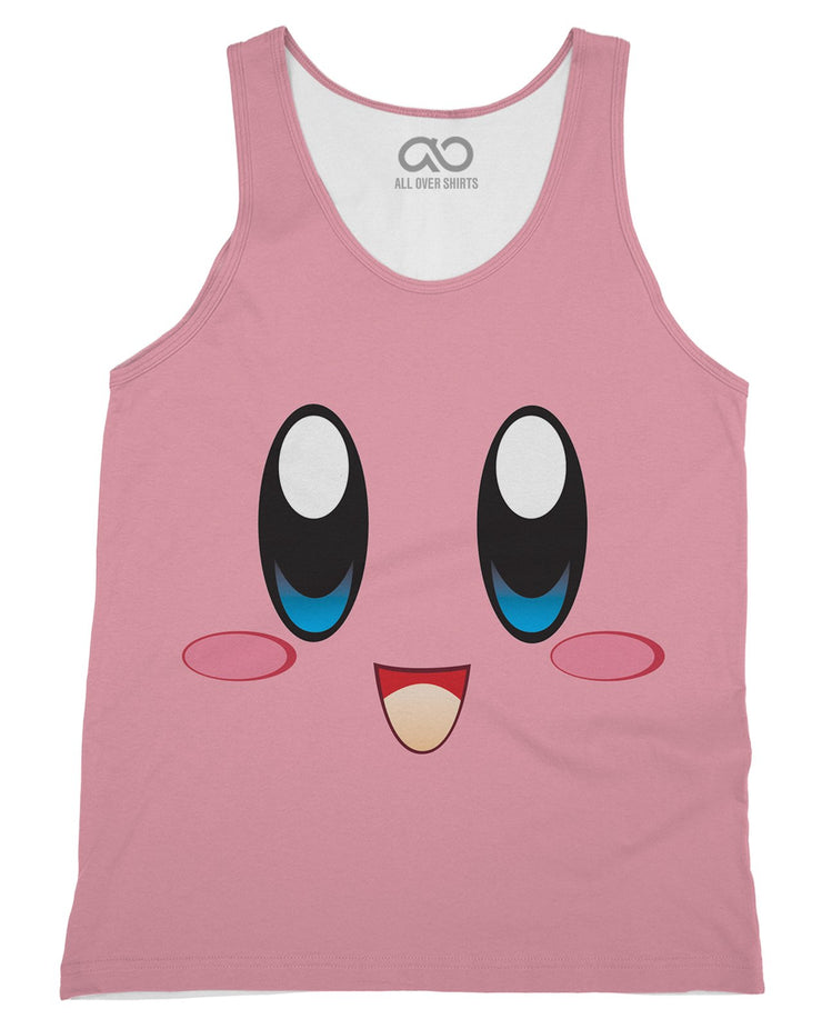 Kirby Face Tank-Top