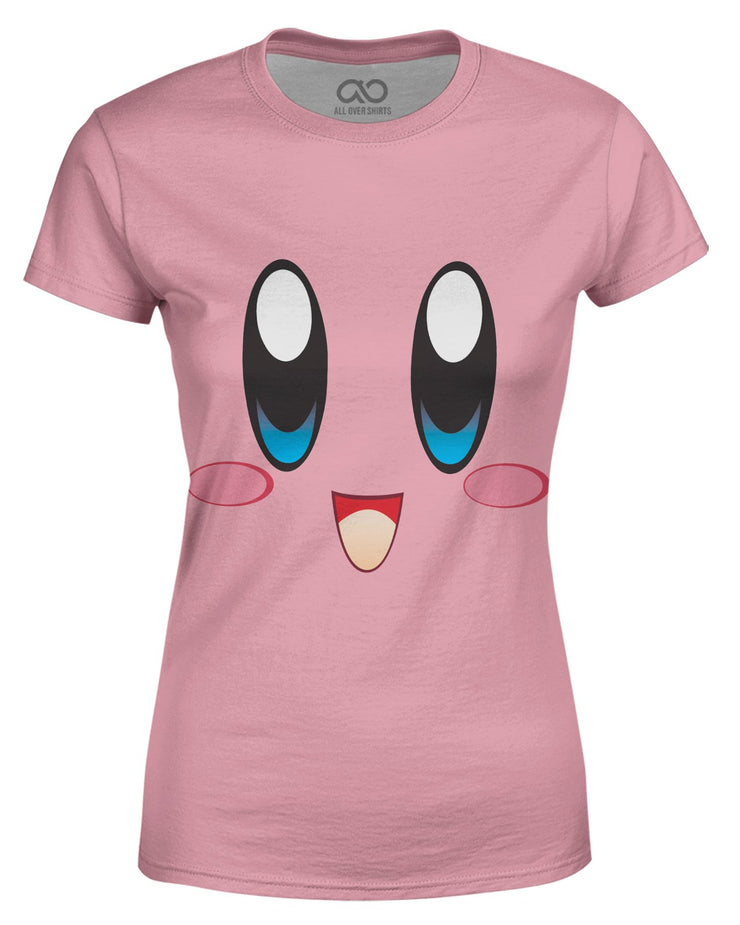Kirby Face Women's T-shirt