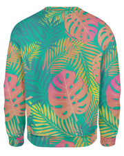 Pastel Tropical Sweatshirt