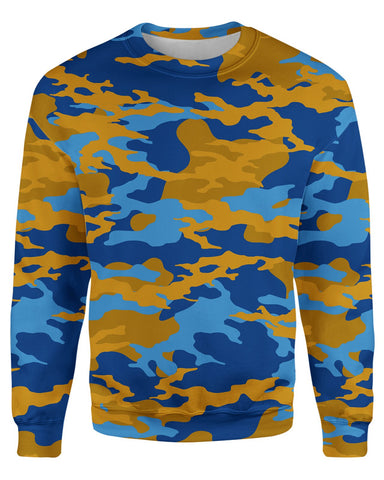 New York Camo printed all over in HD on premium fabric. Handmade in California