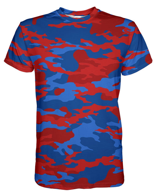 Chicago Camo printed all over in HD on premium fabric. Handmade in California.