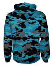 Florida Camo Pullover Hoodie
