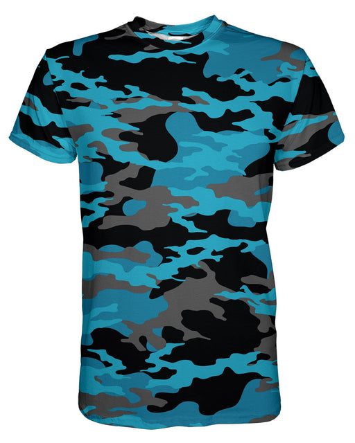 Florida Camo printed all over in HD on premium fabric. Handmade in California.