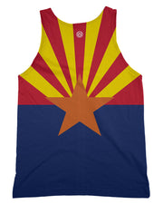 Arizona Flag Tank-Top