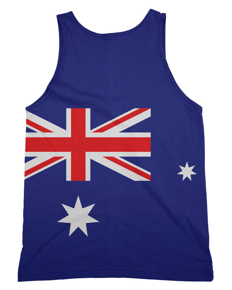 Austraila Flag Tank-Top