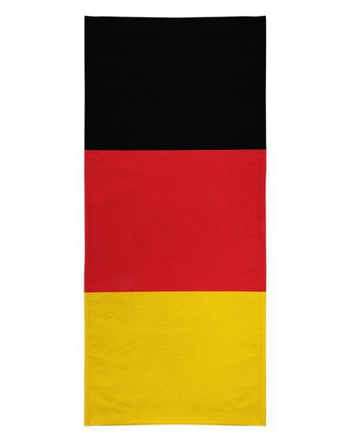 Germany Flag printed all over in HD on premium fabric. Handmade in California.