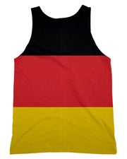 Germany Flag Tank-Top