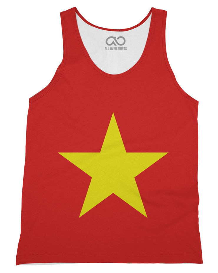 Vietnam Flag Tank-Top
