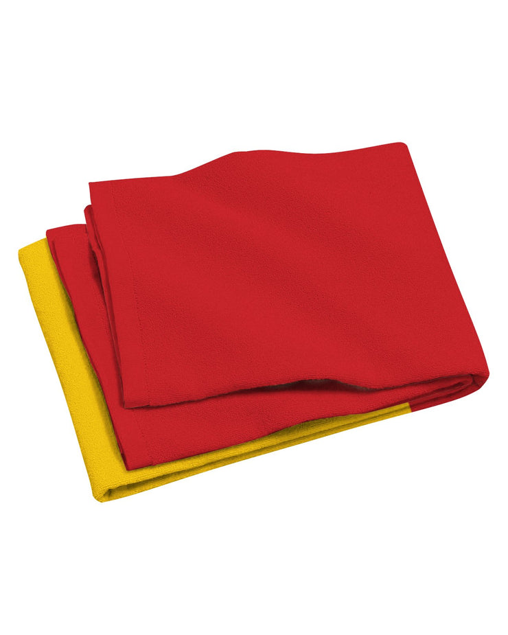 Spain Flag Beach Towel