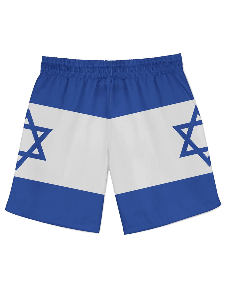 Israel Flag Athletic Shorts