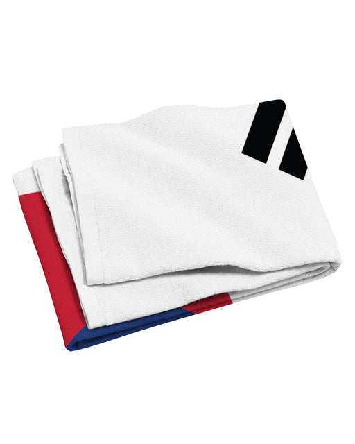 South Korea Flag Beach Towel