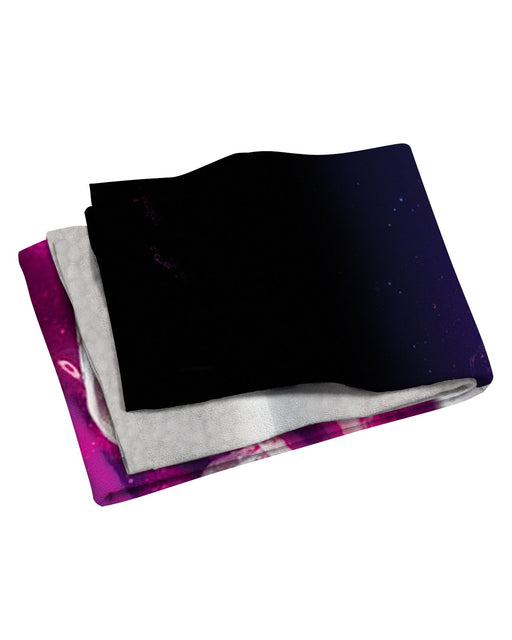 Purple Drank Beach Towel