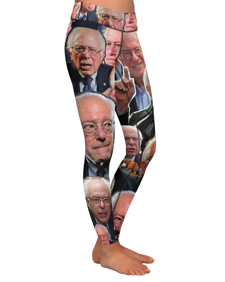Bernie Boy Yoga Leggings
