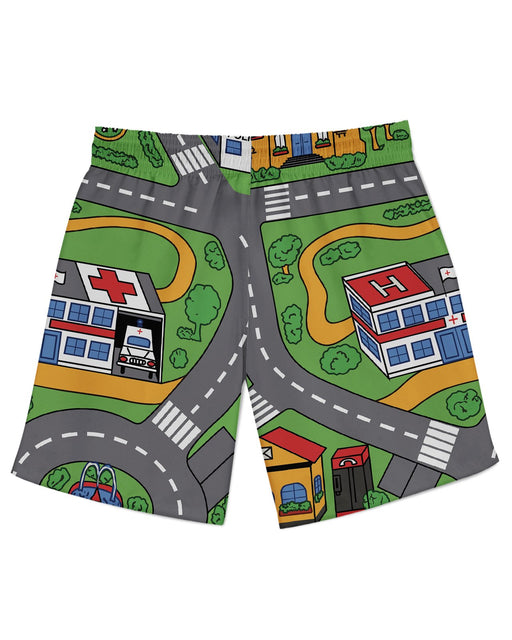 Car Rug Athletic Shorts