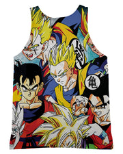 Dragon Ball Z Tank-Top
