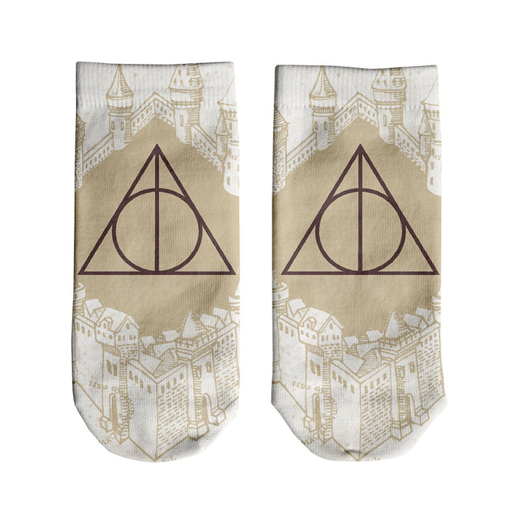 Marauders Map Ankle Socks