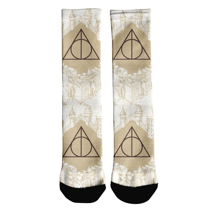 Marauders Map Crew Socks