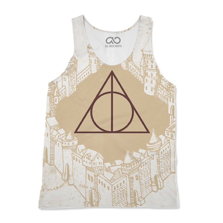 Marauders Map Tank-Top