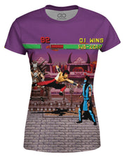 Mortal Combat Women's T-shirt