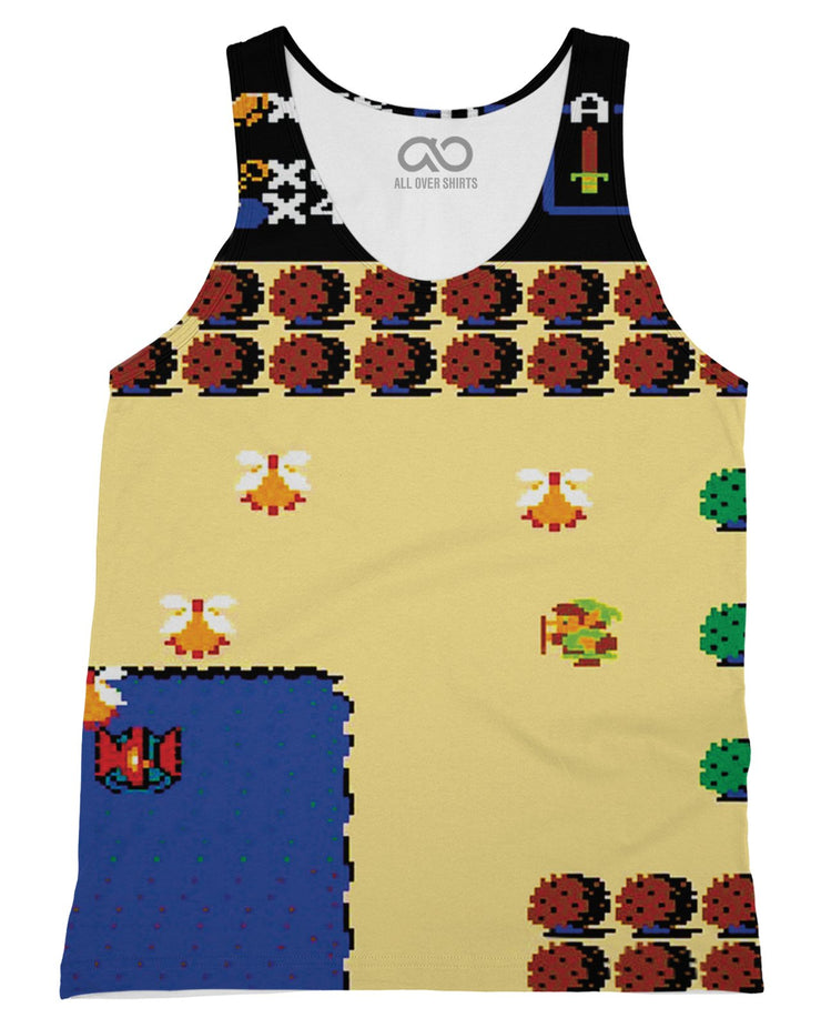Legend Of Zelda Tank-Top